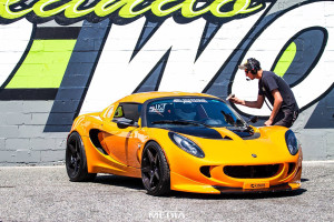 Kings Performance Lotus Elise With A Turbo K20A2