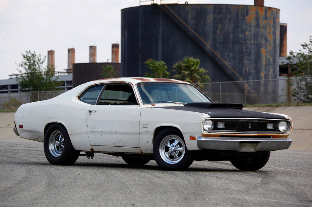 Roadkill's 1970 Plymouth Duster With A 440 Mopar Big-block