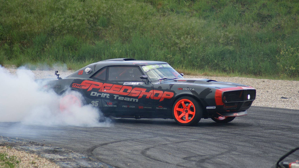 Speedshop Drift Team 1967 Camaro With A LS3