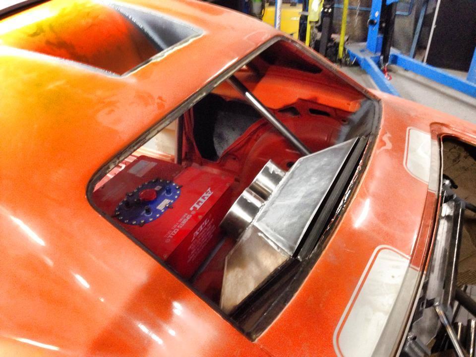 Speedshop Drift Team 1967 Camaro With A LS3