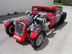 1930 Hudson With Twin Supercharged 468 ci BBC V8s