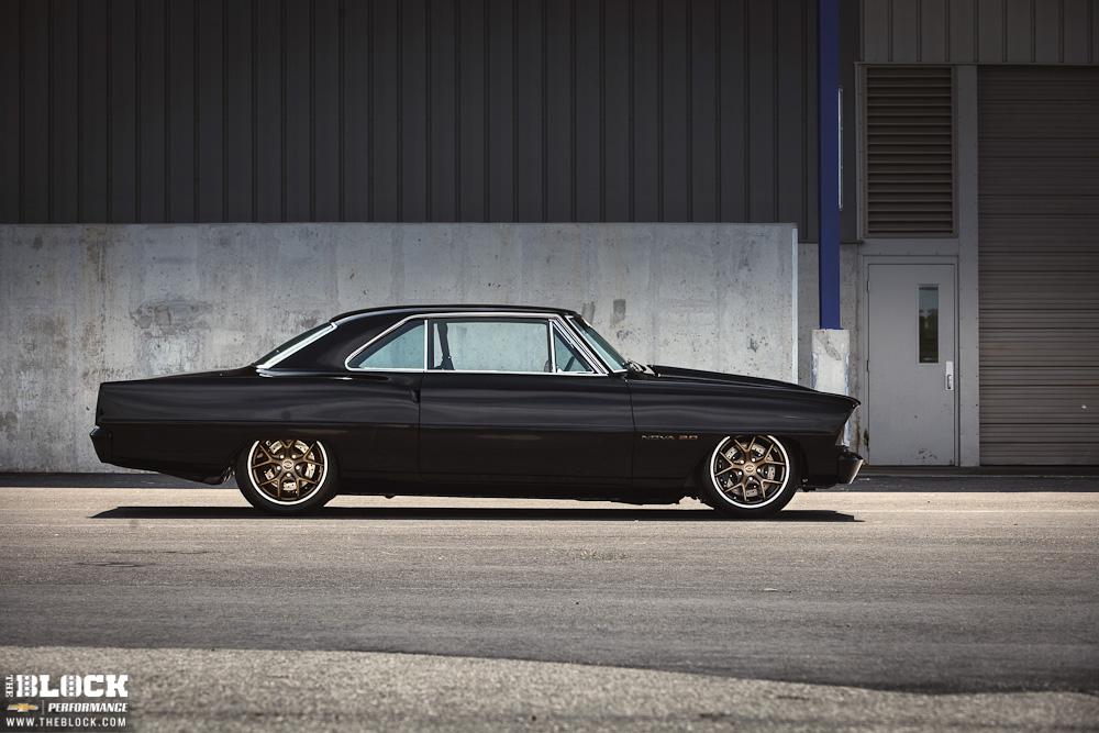 1967 Chevy Nova With 2.0 L Ecotec LTG Inline-four