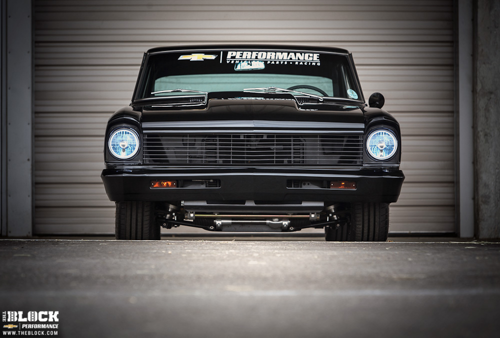 1967 Chevy Nova With 2.0 L Ecotec LTG Inline-four