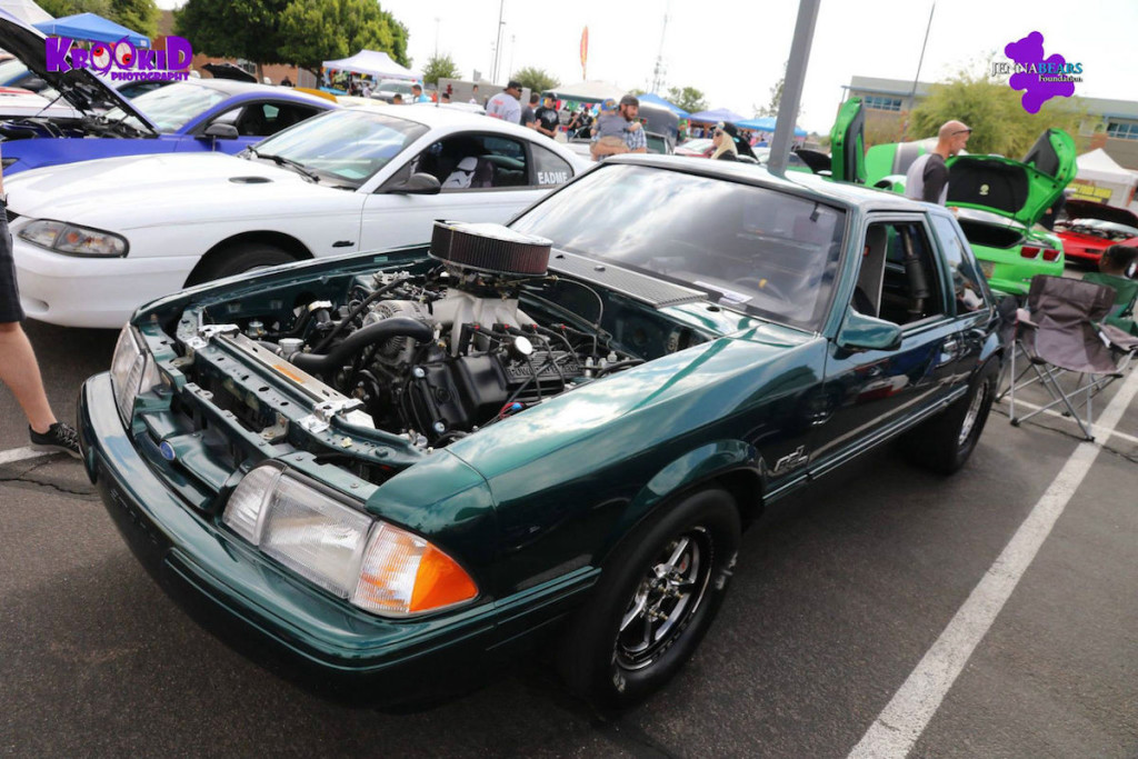 For sale 1992 mustang with a 6 2 l raptor engine engine for Fox motors used cars