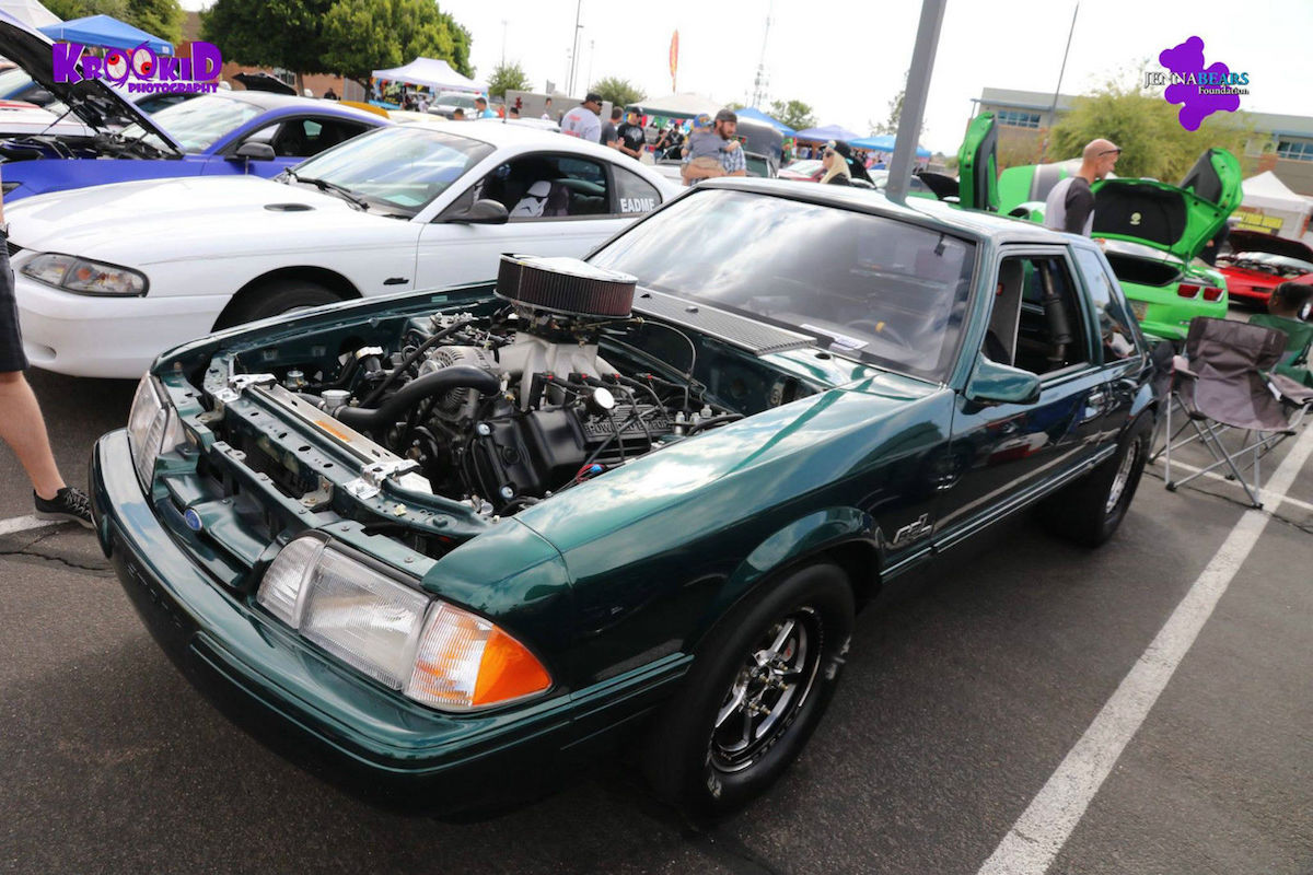 For sale 1992 mustang with a 6 2 l raptor engine engine swap depot