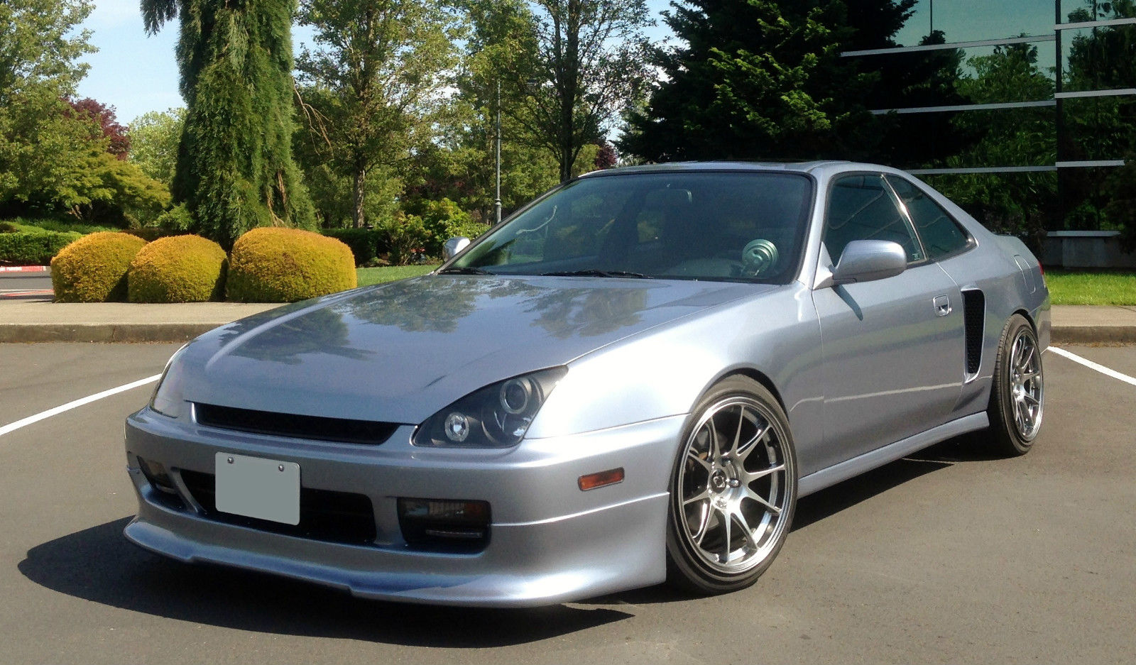 For Sale: Twin-Engine Honda Prelude – Engine Swap Depot on