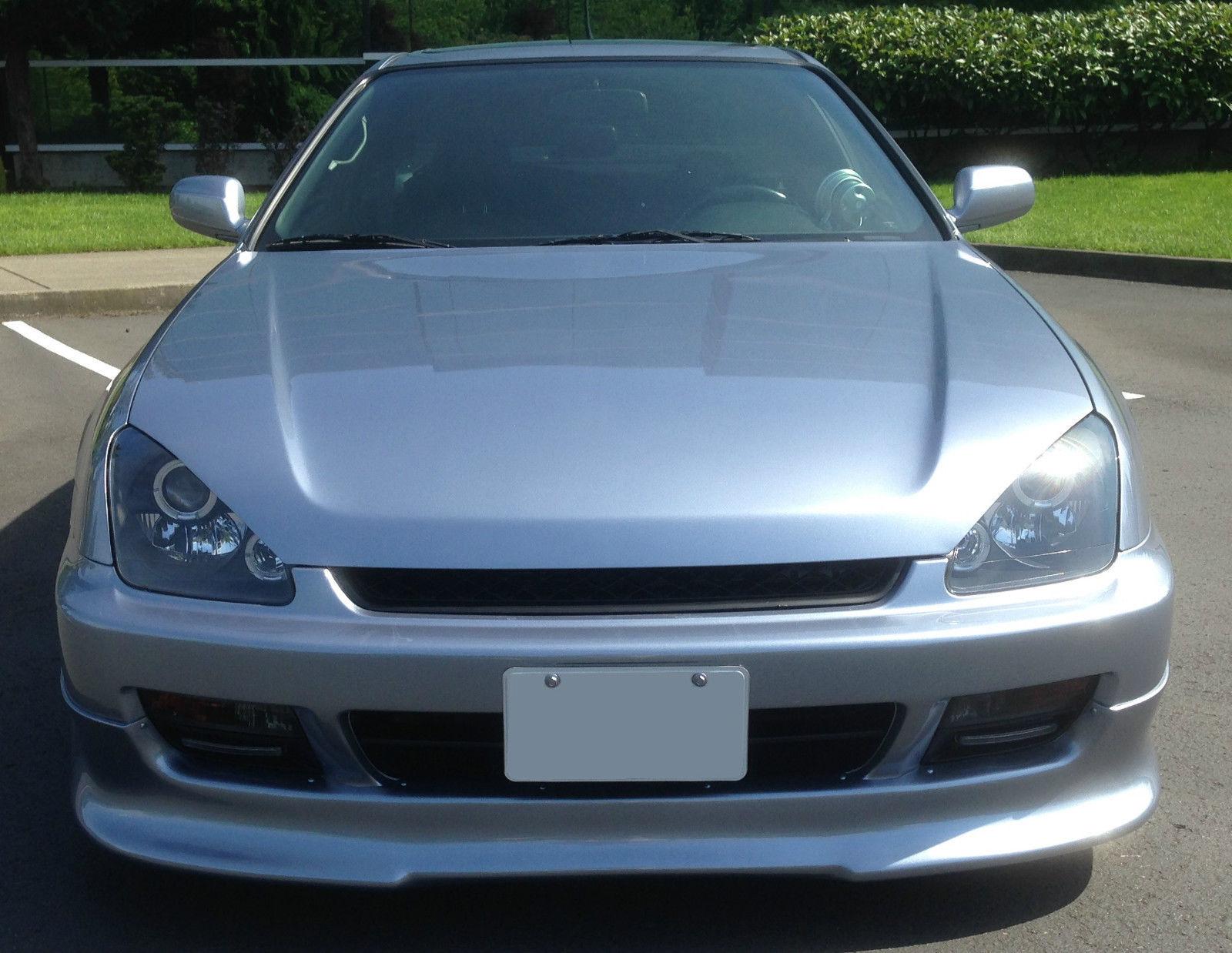 View Custom Honda Prelude 2000