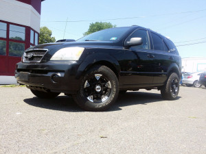 2005 Kia Sorento With A 468 ci Chevy V8