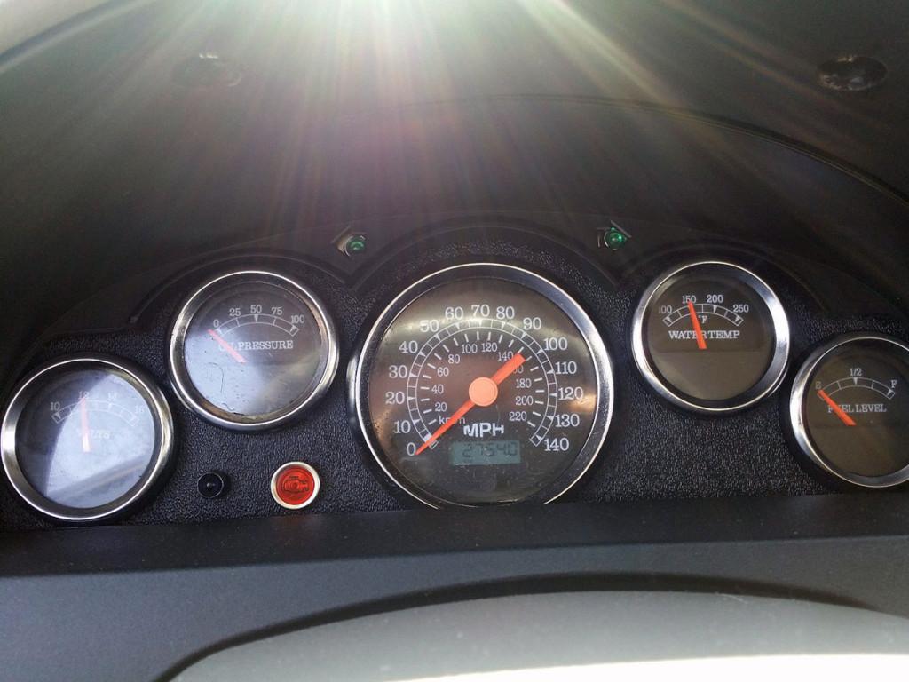 2005 Kia Sorento With A 468 ci Chevy V8