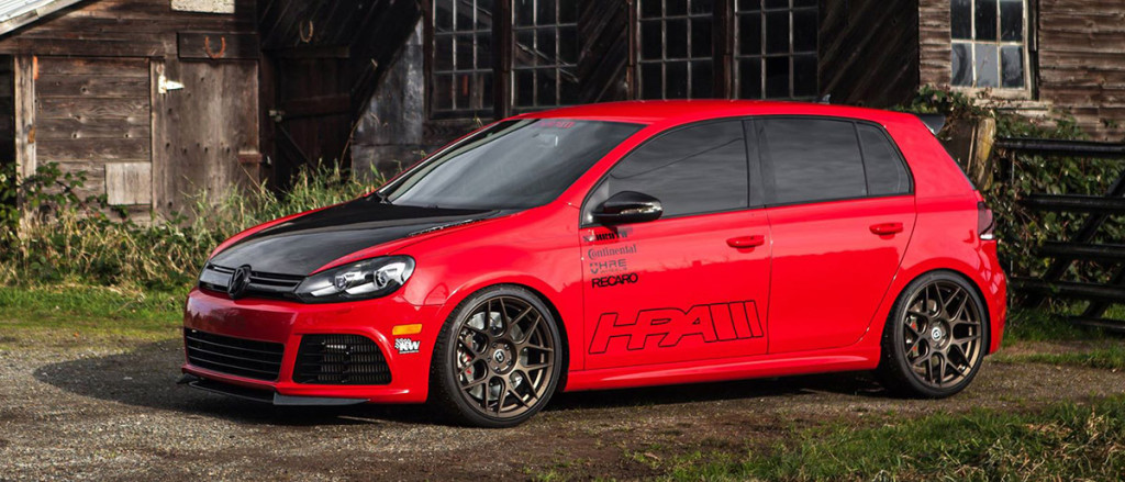 2013 Golf R With A 740 HP VR6