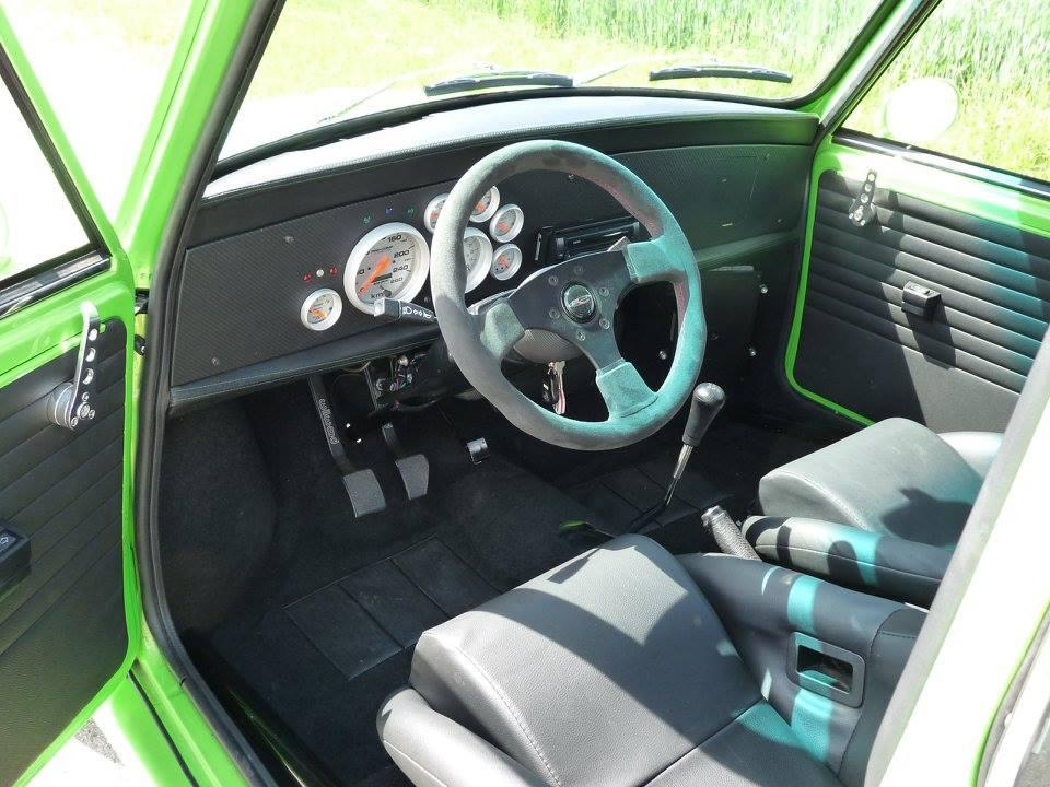 mini with a honda b18c engine swap depot. Black Bedroom Furniture Sets. Home Design Ideas