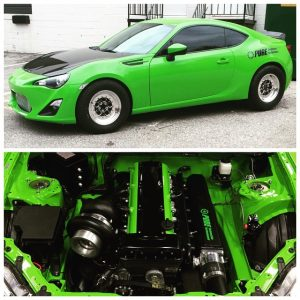 Pure Automotive Scion FR-S With A 2JZ