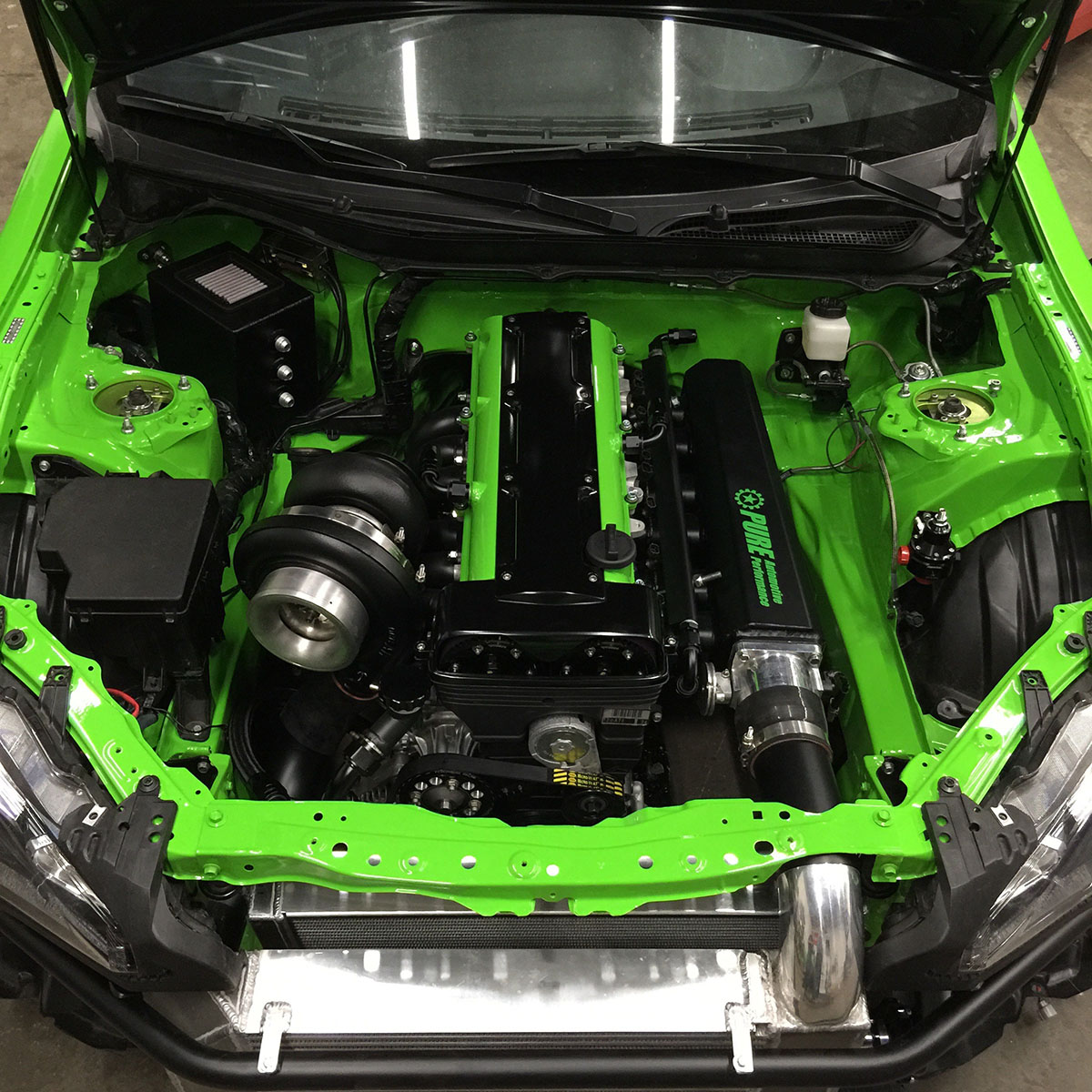 Pure Automotive Scion FR S With A 2JZ 02 scion fr s with a 2jz engine swap depot frs 2jz wiring harness at gsmx.co