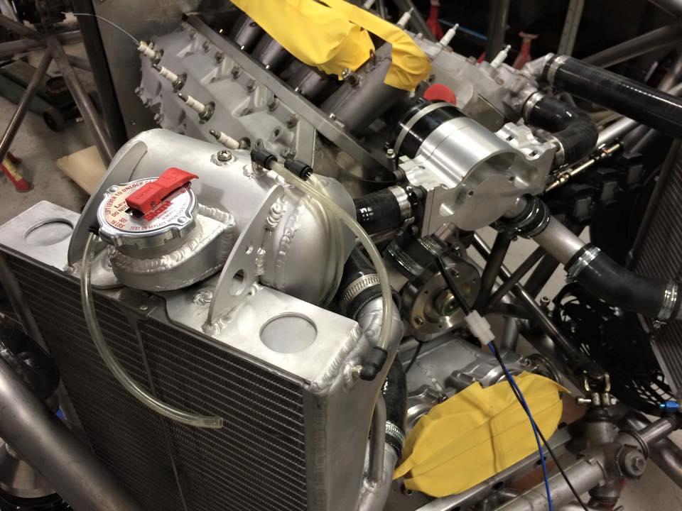 Rudezon Update: Two-stroke V8 Powered Volvo Amazon – Engine Swap Depot