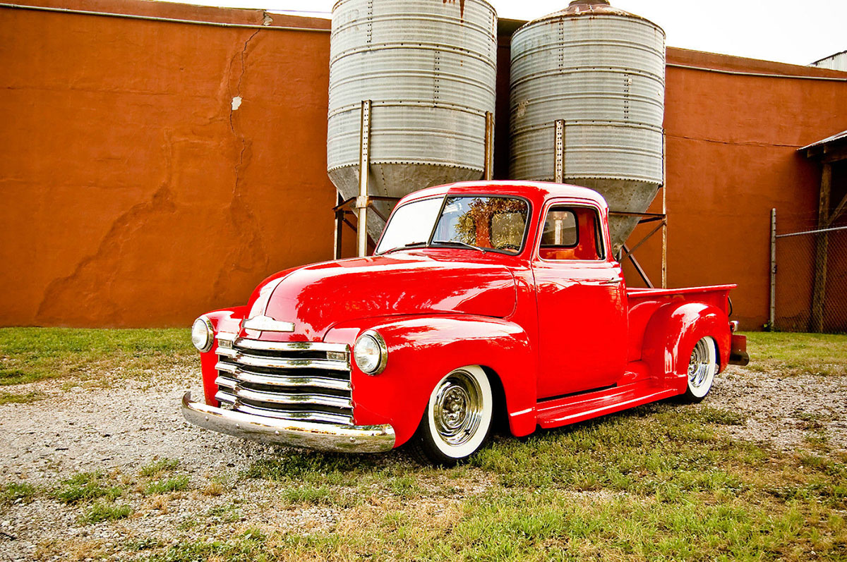 For Sale 1952 Chevy Truck With A Vortec 350 Engine Swap Depot