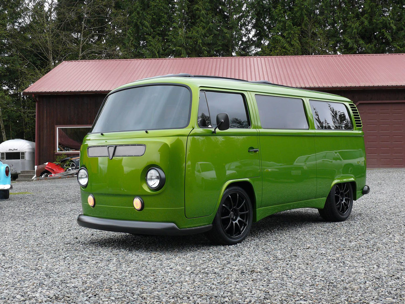 Vw Bus 2015 >> 1972 Vw Bus With A Subaru Ej25 Engine Swap Depot