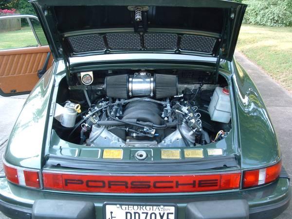 For Sale  1976 Porsche 911 With A Ls1  U2013 Engine Swap Depot