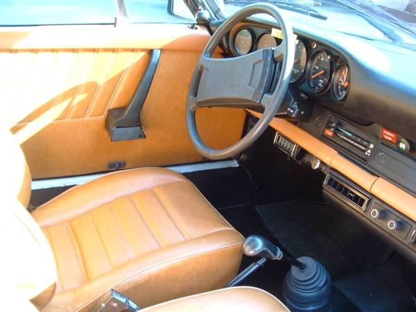 1976 Porsche 911 With A LS1 01