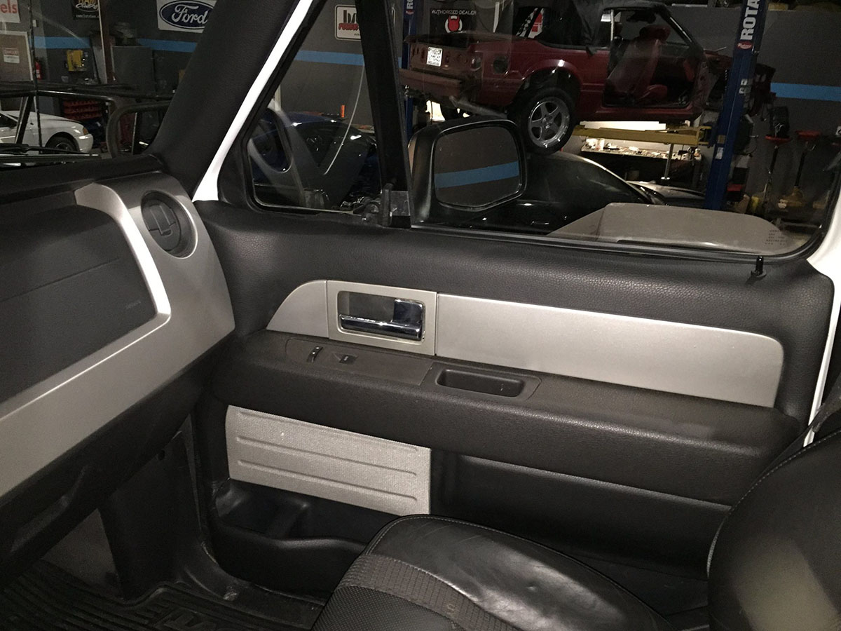 2011 Ford Raptor Wrapped in a 1993 Bronco Shell – Engine ...