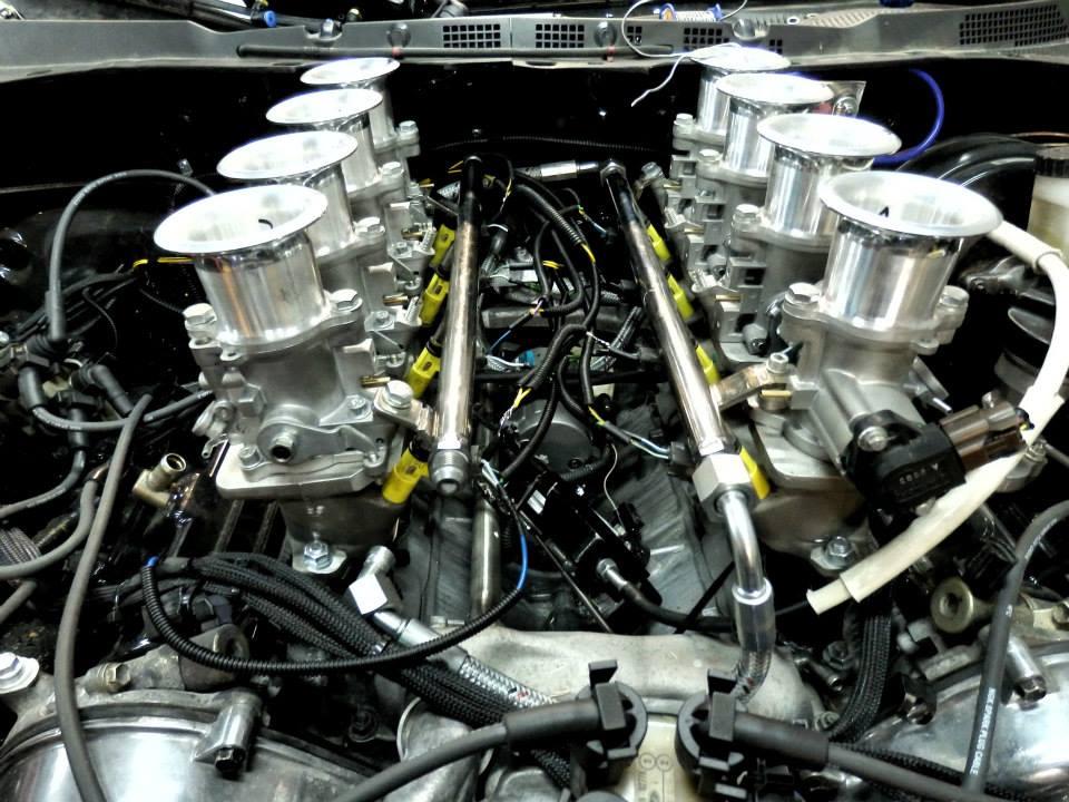 Mazda Rx With A Toyota Uz Fe V on Ft 1 Toyota Engine