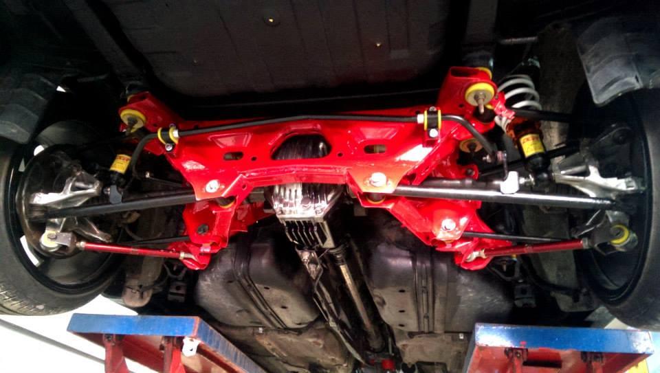 Mazda Rx With A Toyota Uz Fe V on Mazda Rx 8 Engine Swap Kits