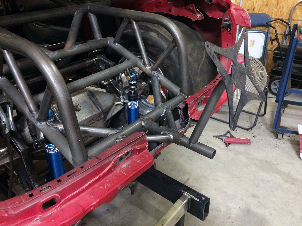 Turbo V8 Powered Honda Civic Update Engine Swap Depot