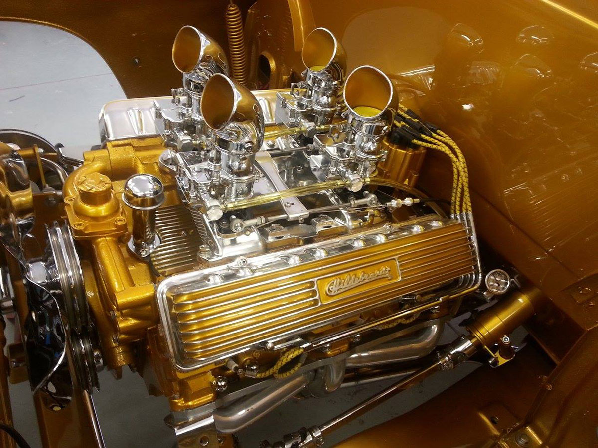 1949 Cadillac Convertible With A 1959 390 Engine Swap Depot Wiring Harness An Error Occurred