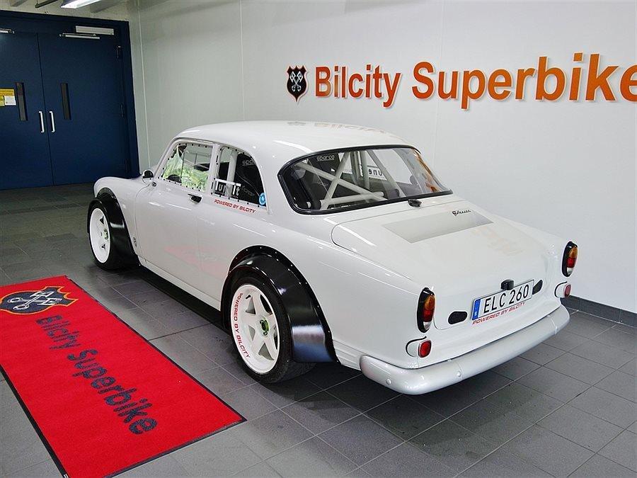 For Sale  1967 Volvo Amazon With Turbo Bmw V8  U2013 Engine