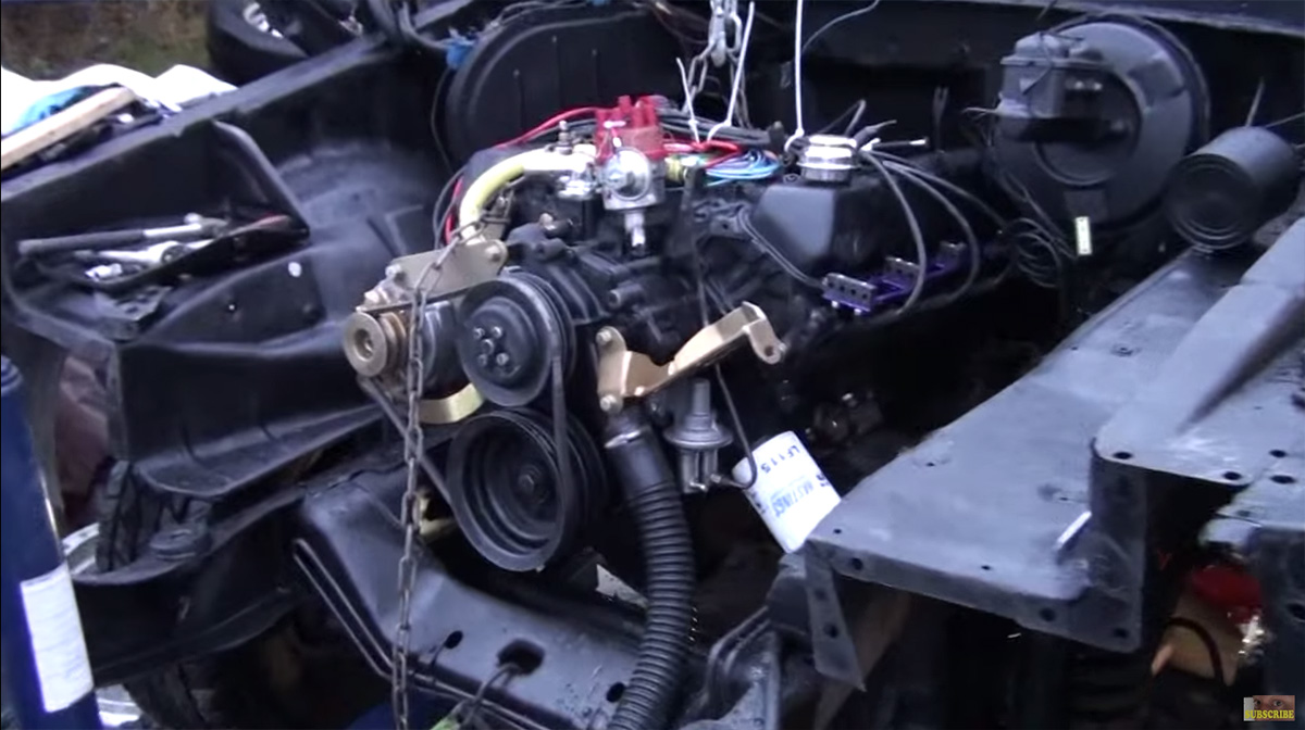 1979 Ford Bronco With A 460 Big Block V8 Video Series