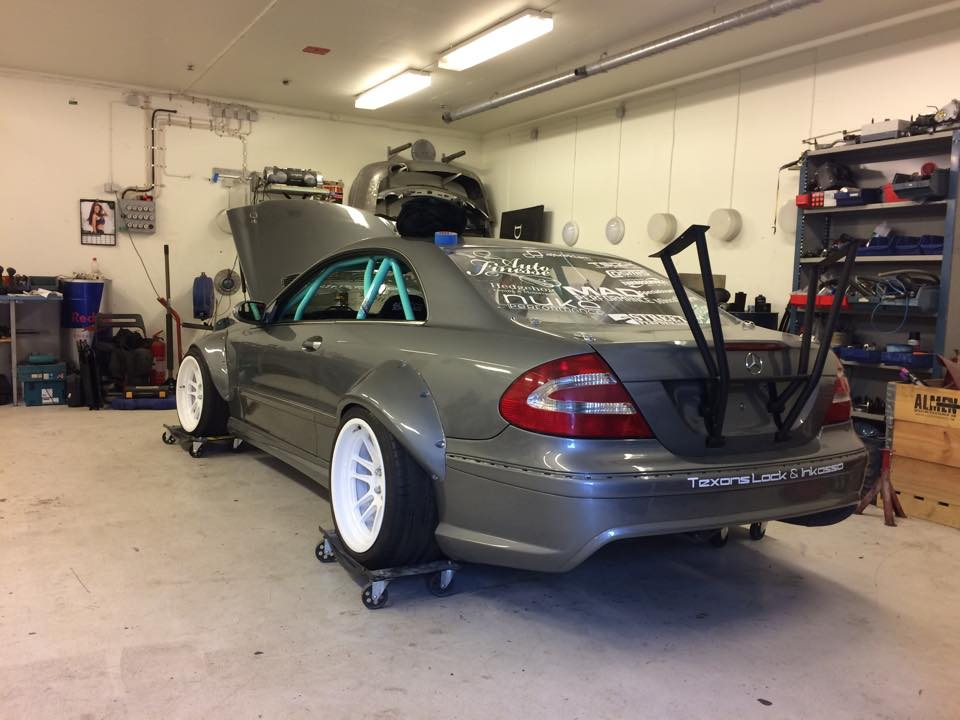 2003 mercedes clk with a c36 amg engine engine swap depot for Mercedes benz car wash free