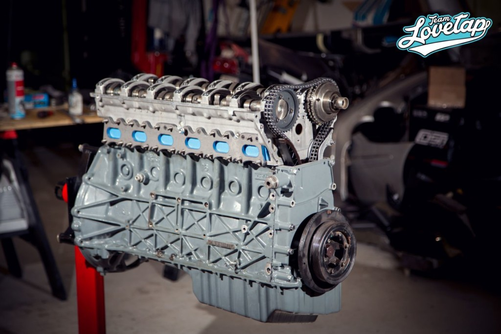2003 Mercedes CLK with a C36 AMG Engine – Engine Swap Depot
