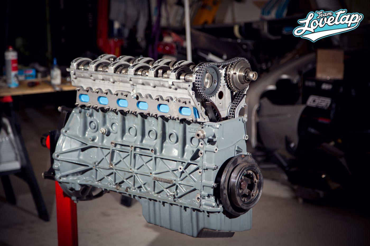 2003 Mercedes CLK with a C36 AMG Engine – Engine Swap Depot