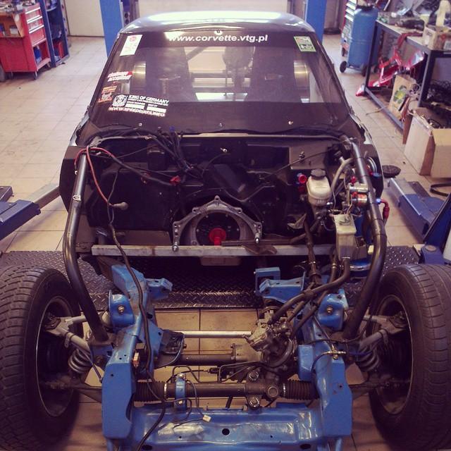 Corvette Lt1 Swap