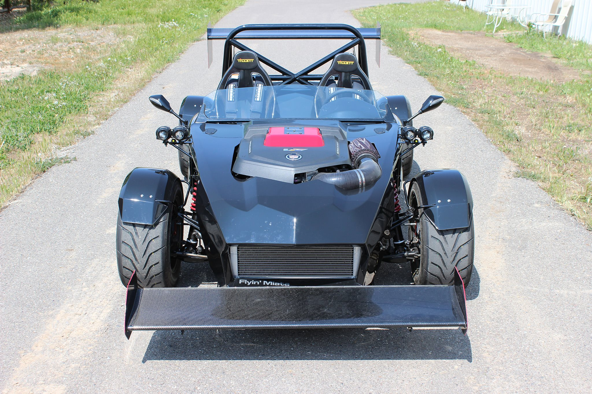Exocet with a Supercharged LSA V8 – Engine Swap Depot