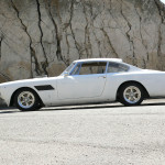 1963 Ferrari 250 with a Chevy 302 V8
