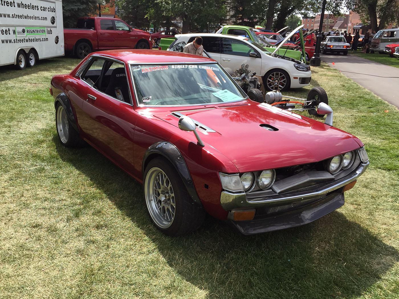 1973 Toyota Celica With A Twin Turbo 1uz Fe Engine Swap Depot For Sale