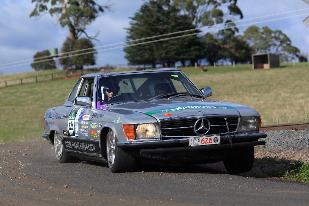 1980 Mercedes 380SL with a LS3
