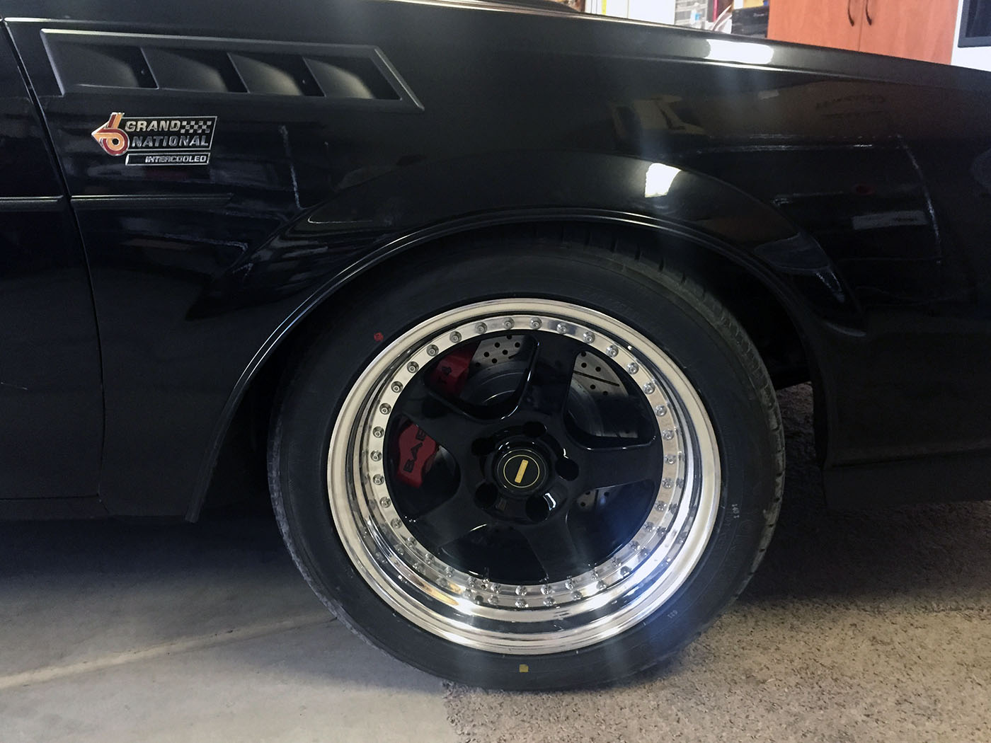 Buick Grand National With Supercharged And Twin Turbocharged Lsa V on Buick Grand National Crate Engine