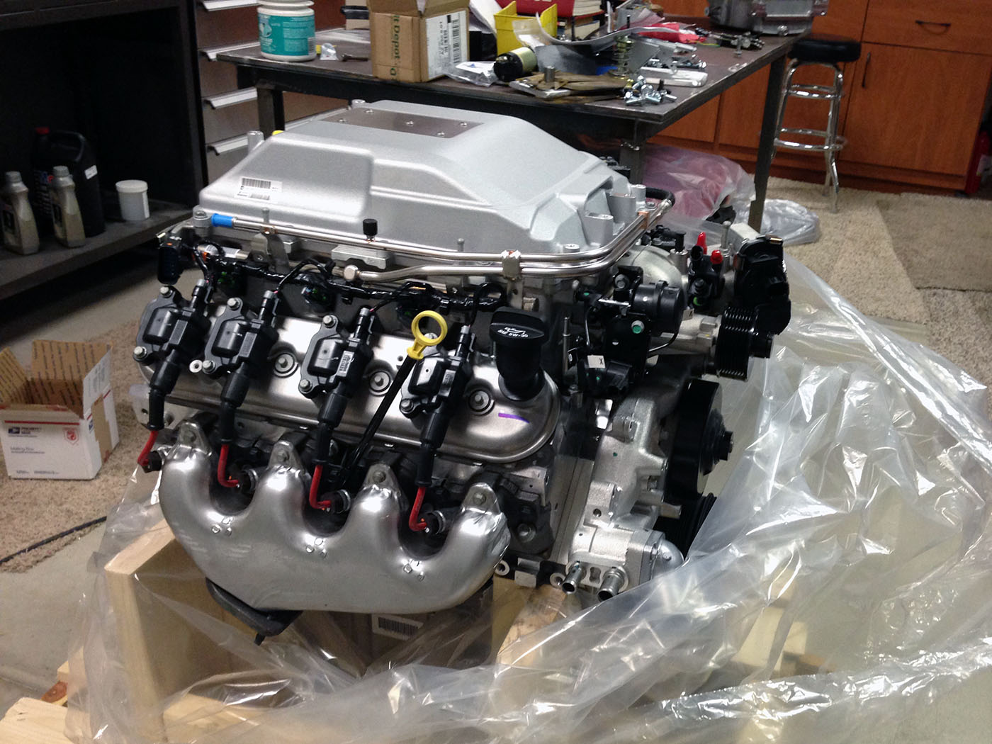 1986 Buick Grand National With A Twincharged Lsa  U2013 Engine Swap Depot