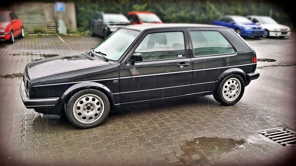 Boba Motoring VW 1Golf Mk2 with 1233 HP 2.0 L ABF I4