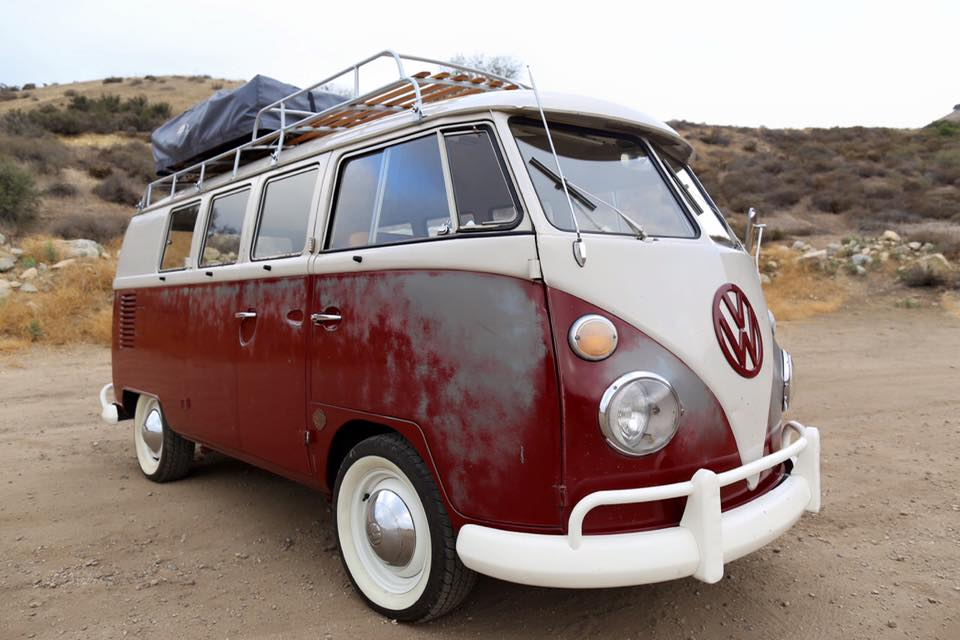 1967 VW Bus with a Jetta Engine – Engine Swap Depot