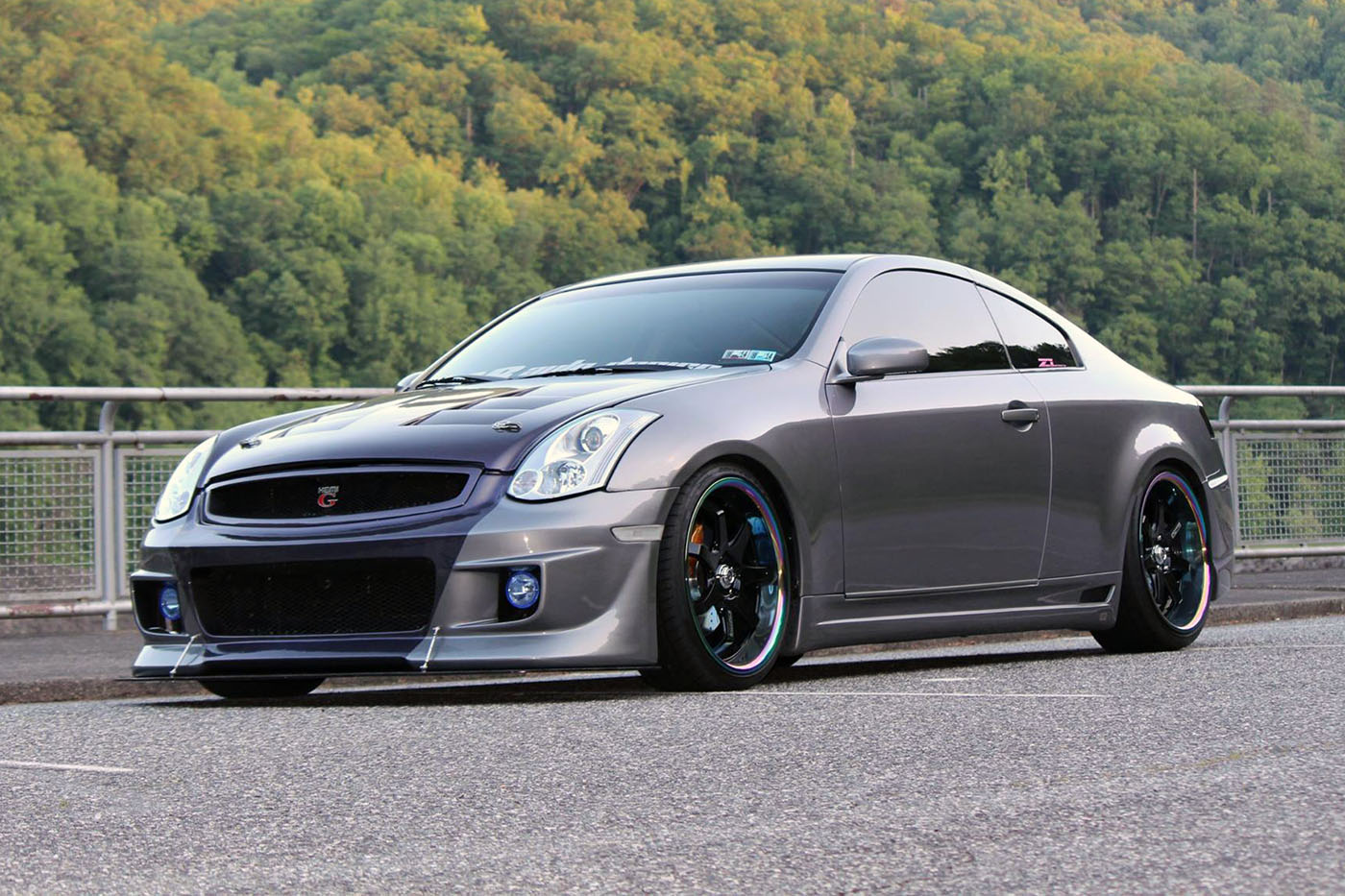 New Infiniti G35 Coupe >> Infiniti G35 with a HEMI V8 – Engine Swap Depot