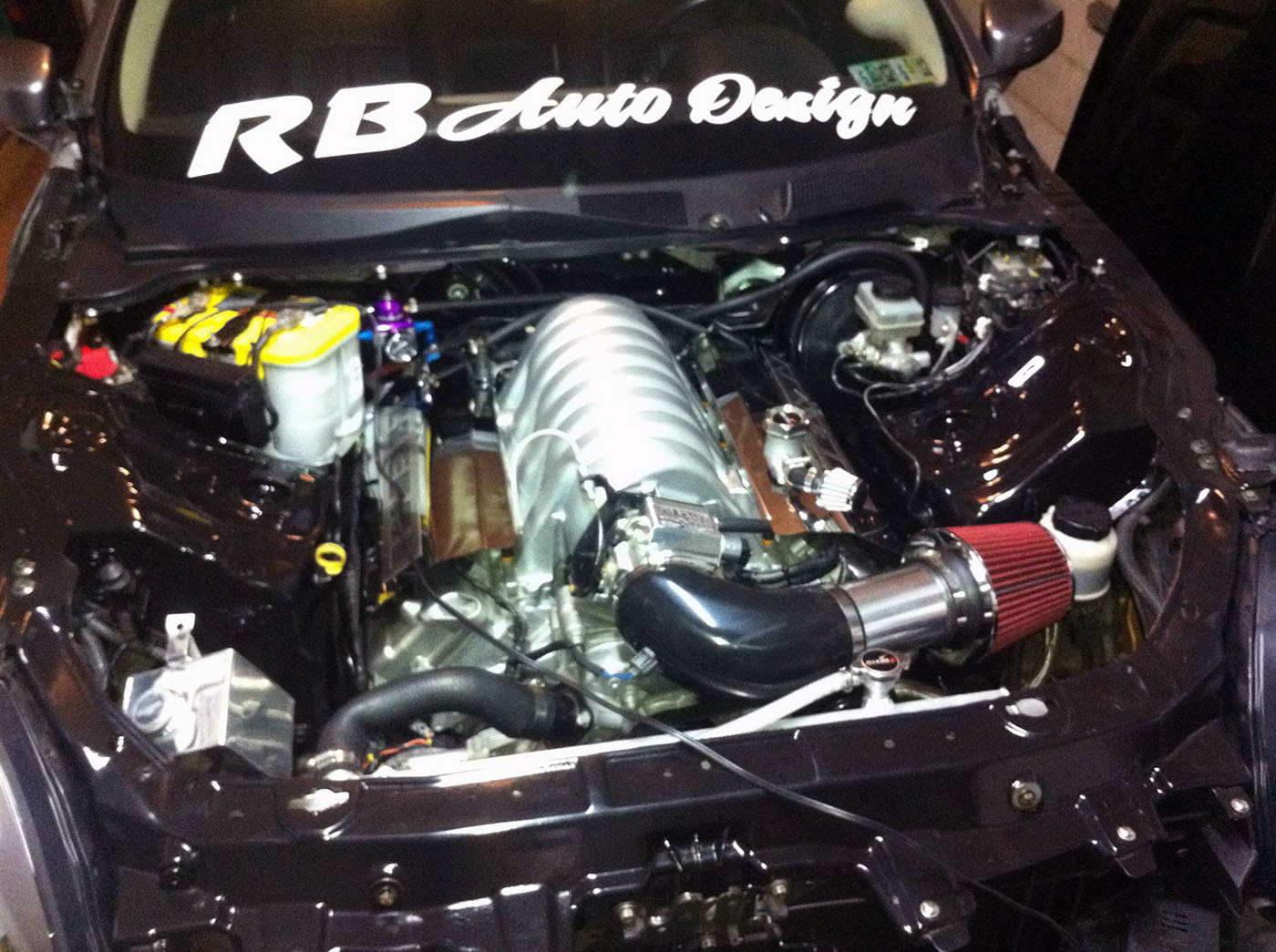 Infiniti G35 With A Hemi V8  U2013 Engine Swap Depot