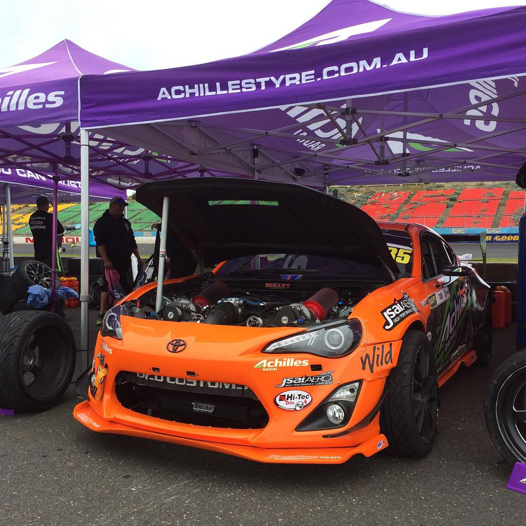 Ls2 Supercharger: Toyota 86 With A Twin-supercharged LS2