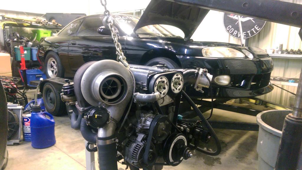 Lexus SC300 with 1,000+ HP 2JZ