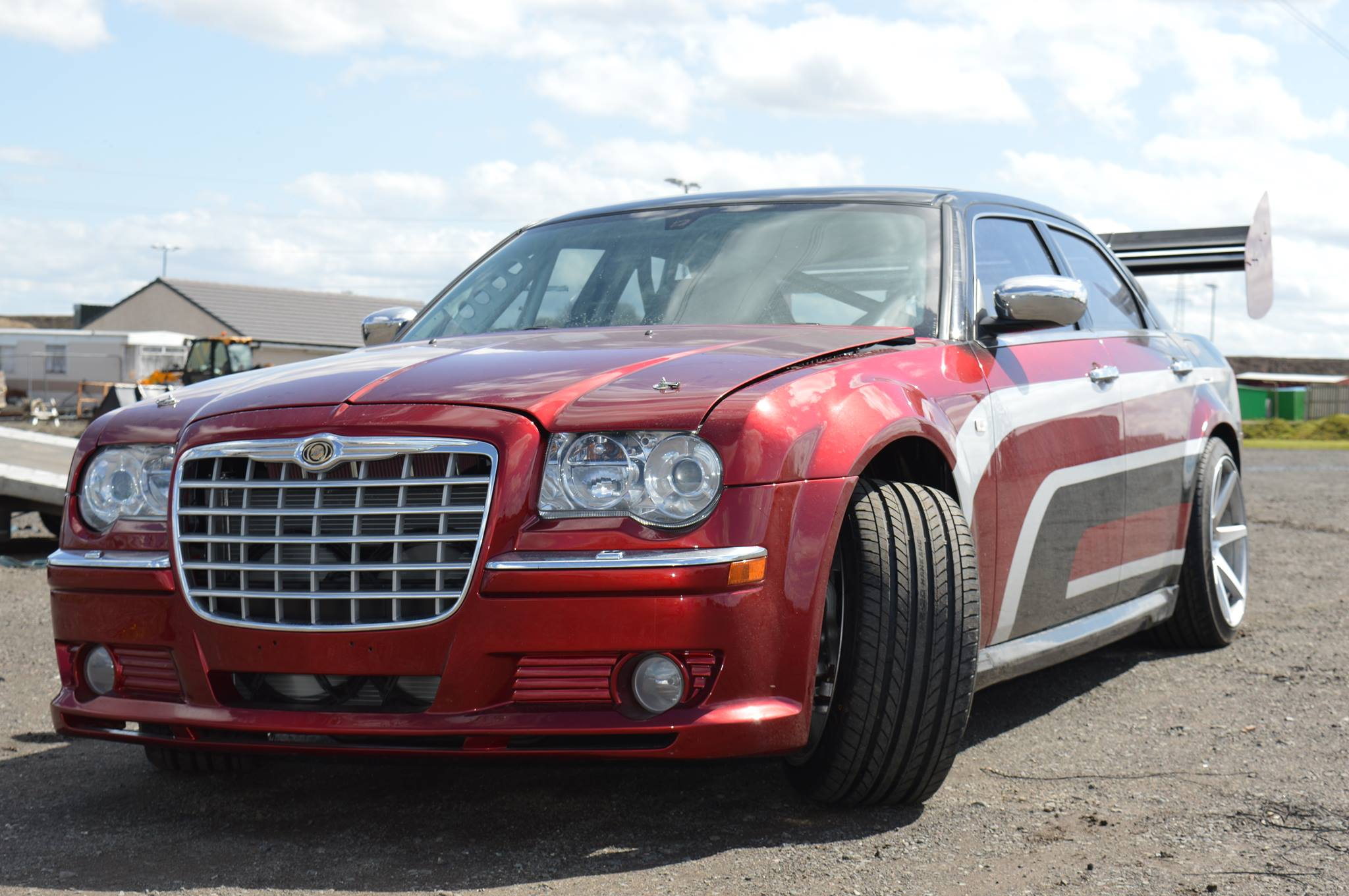 Chrysler 300C with a Viper V10 02 chrysler 300c with a viper v10 engine swap depot  at mifinder.co