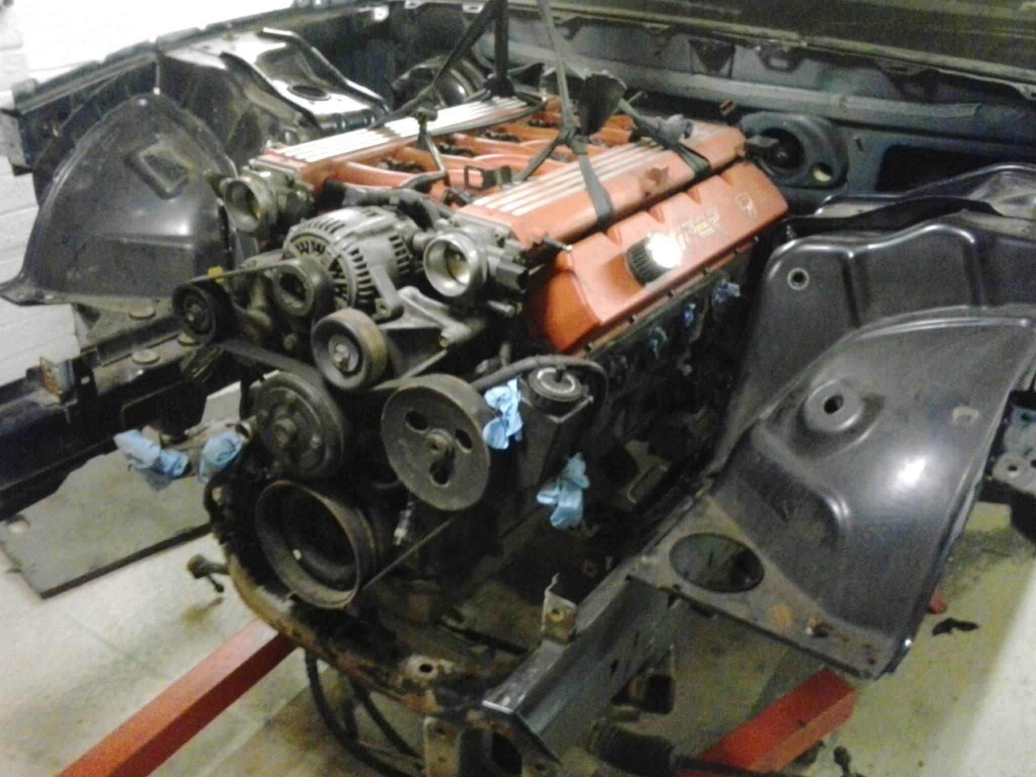 Chrysler 300c With A Viper V10  U2013 Engine Swap Depot