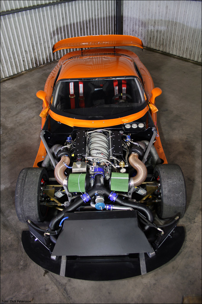 Viper Replica With A Twin Turbo Lsx Engine Swap Depot
