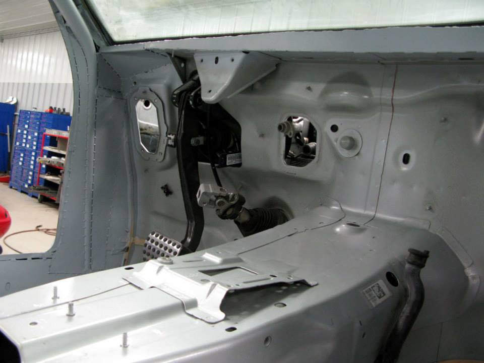 Mercedes 190E Wrapped Around a C36 AMG