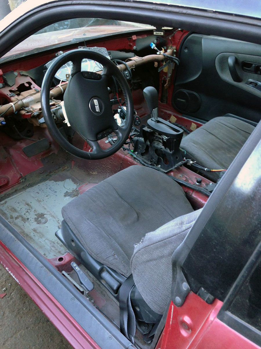 nissan 240sx with a mid engine ls4. Black Bedroom Furniture Sets. Home Design Ideas